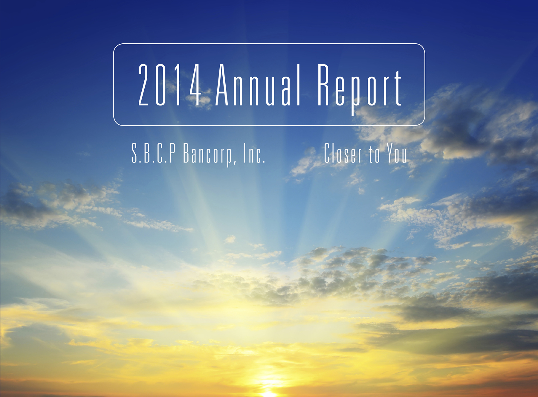 SBCP Annual Reports