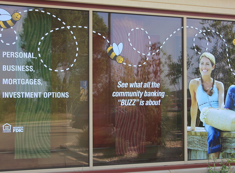 Mt. Horeb Window Graphics
